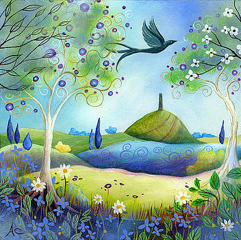 Spring Light by Amanda Clark