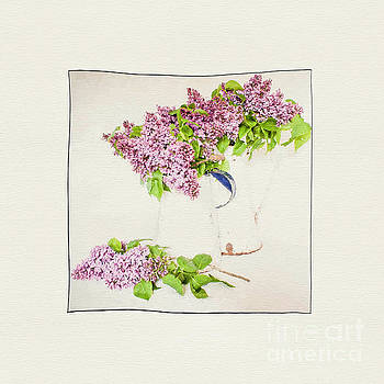Spring Lilac. by ShabbyChic fine art Photography