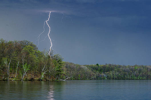 Spring Storm by Paul Geilfuss