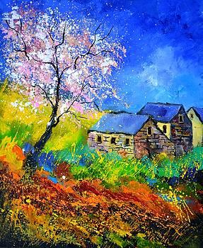 Springtime 566111 by Pol Ledent
