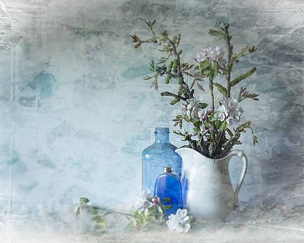 Springtime Blues by Nichon Thorstrom