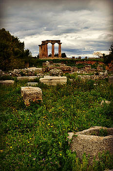 Springtime in Corinth by Eric Liller