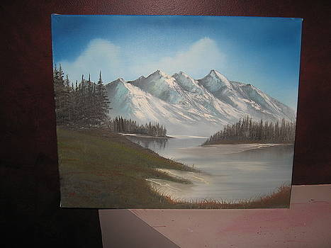 Springtime in the Mountains by Jim Carreau