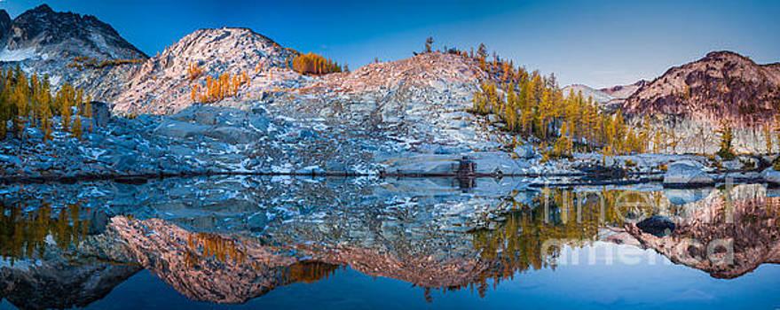 Inge Johnsson - Sprite Lake Panorama