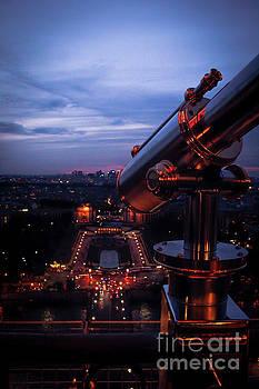 Spyglass Over Paris by Marina McLain