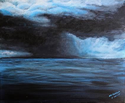 Squall by Bob Hasbrook