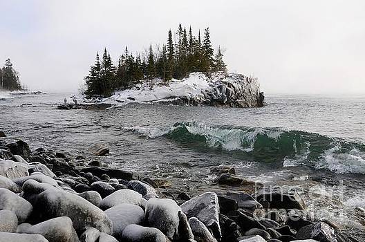 Squalls and Sea Smoke by Sandra Updyke