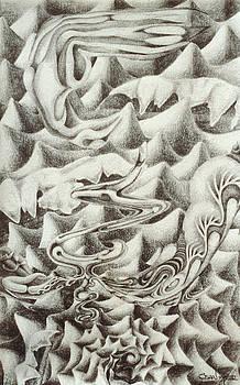 Squidmus Abstractus by Sean Imler