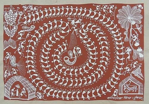 Srt 171 by Shantaram Chaitya Tumbada