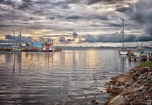 St Andrews Bay by Debra Forand