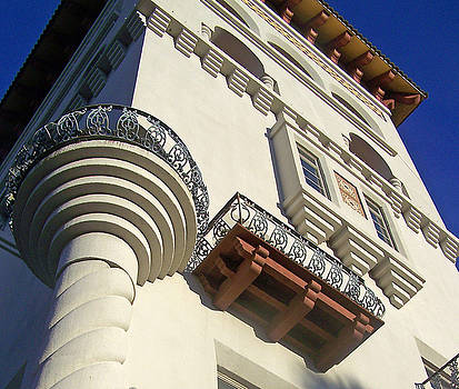 Patricia Taylor - St. Augustine Spanish Colonial Ornate