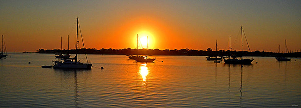 St Augustine Sunrise 001 by George Bostian