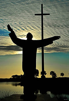 St Augustine Sunrise 002 by George Bostian