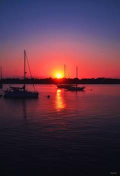 St Augustine Sunrise 005 by George Bostian