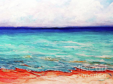 St. George Island Breeze by Ecinja Art Works