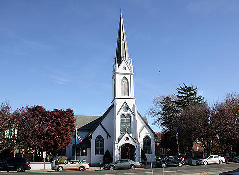 St. Ignatius Loyola Parish by Gerald Mitchell