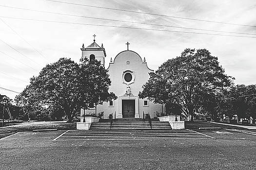 St. John the Baptist Catholic Church by Scott Pellegrin