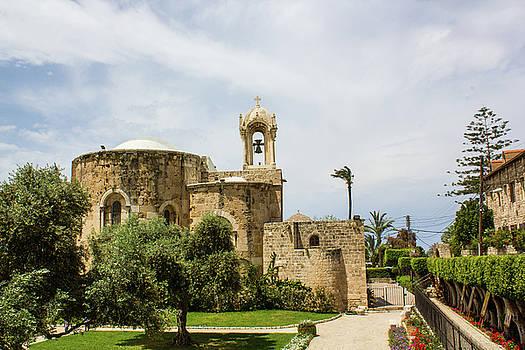 St Johns Church Byblos by Amalmc