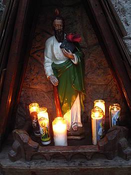 St. Jude by MaryEllen Frazee
