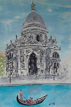 St maria della salute 1 by Eddi Lubis