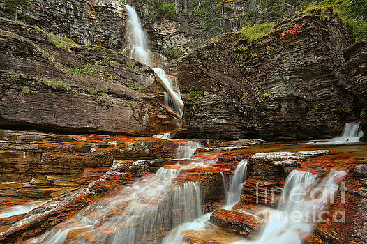 Adam Jewell - St Mary Red Rock Ledges