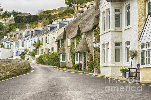 St Mawes Cornwall by Linsey Williams