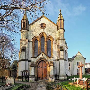 St Michael and St George R.C Church - Lyme Regis by Susie Peek