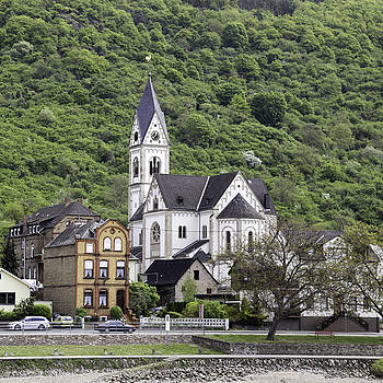 Teresa Mucha - St Nicholas Catholic Church Squared