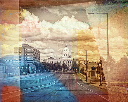 St. Paul Capital Building by Susan Stone
