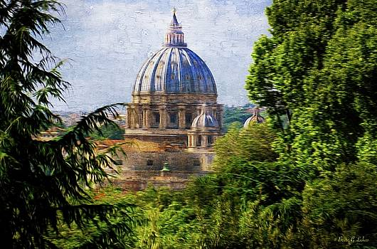 St Peter's Dome by Brian Lukas