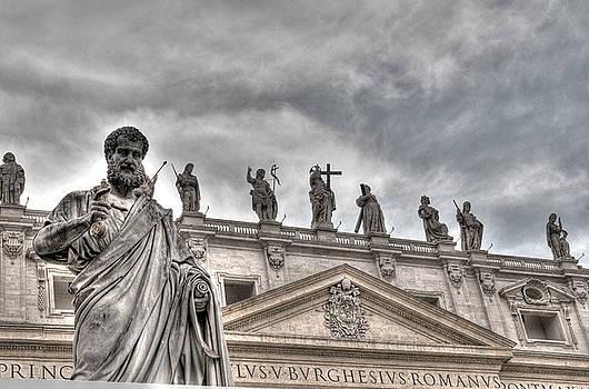 St. Peters Square by Miguel Pardo