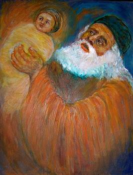 St. Simeon by Suzanne Reynolds