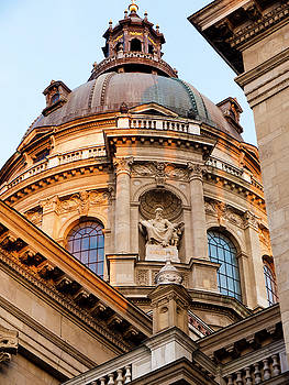St. Stephen's Basilica by Rae Tucker