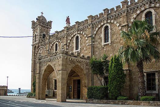 St Stephens Church Batroun by Amalmc