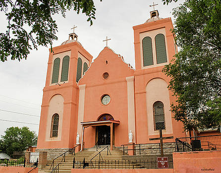 Allen Sheffield - St Vincent de Paul Catholic Church