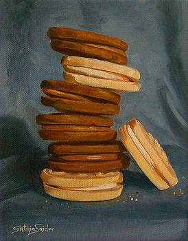 Stack Of Girl Guides by Cynthia Snider