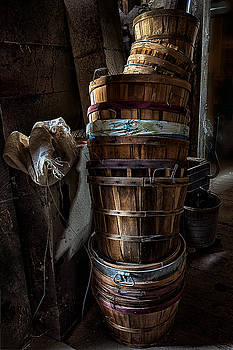 Stacked Baskets by Robert FERD Frank