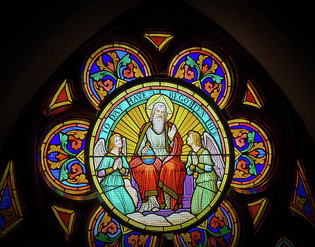 Stain Glass by Nick Mares