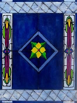 Stained Glass by Carol Allen Anfinsen