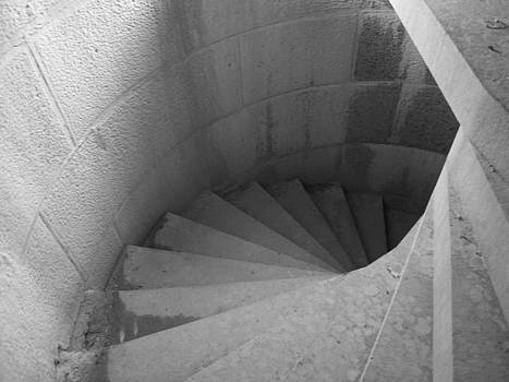 Stairs  by Susan Gauthier