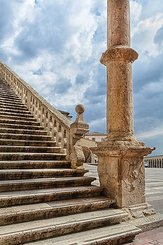 Stairway to Heaven by Maggie Magee Molino