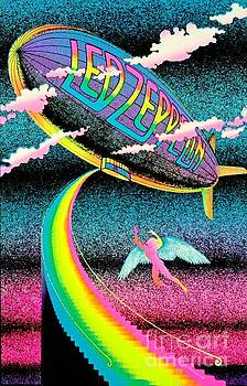 Stairway to Heaven Poster by Pd