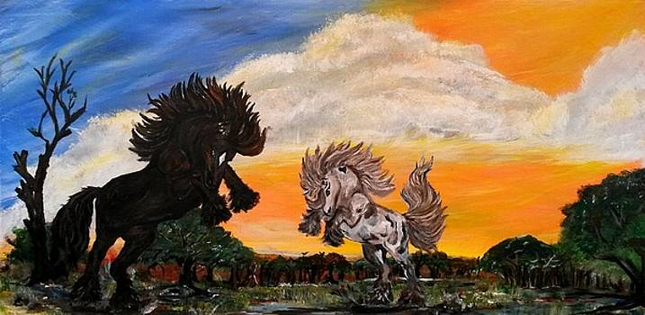 Stallion by Nicole Champion