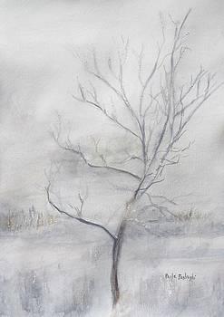 Standing Alone by Paula Pagliughi