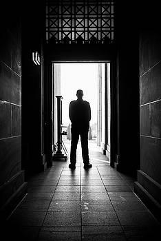 Standing Guard by Saiful Nasir