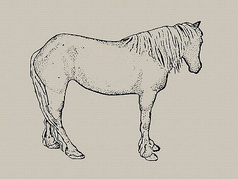 Joyce Geleynse - Standing Horse
