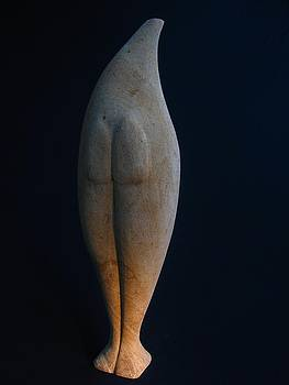 Standing Stone Torso - reverse by Todd Malenke