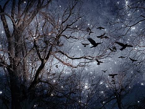 Star Filled Night by Gothicrow Images