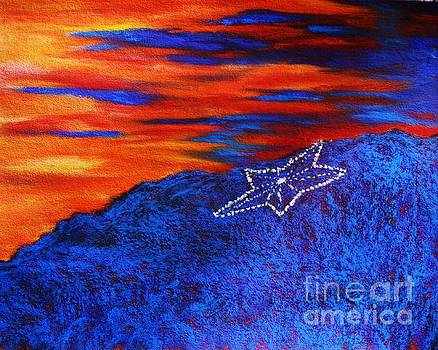 Star on the Mountain by Melinda Etzold