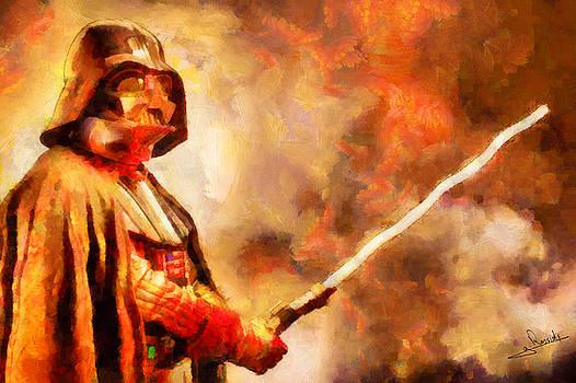 Star Wars 1 by George Rossidis